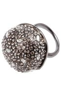 Alexis Bittar Crystal Studded Ring - Lyst