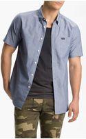 RVCA Thatll Do Oxford Woven Shirt - Lyst