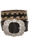 Ralph Lauren Denim Supply Braided Belt - Lyst