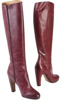 Maison Martin Margiela Highheeled Boots - Lyst