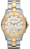 Marc By Marc Jacobs Ladies Blade Chronograph Watch - Lyst