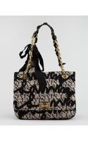 Lanvin Signature Logo Happy Shoulder Bag - Lyst