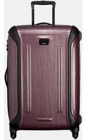 Tumi Vapor Medium Trip 4wheel Hard Shell Suitcase - Lyst
