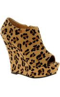 Asos Asos Toucan Wedge Shoe Boots - Lyst
