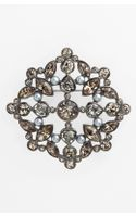 Givenchy Femme Brooch - Lyst