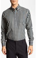 Cutter & Buck Marblemount Plaid Sport Shirt - Lyst