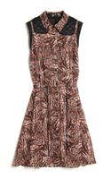 Proenza Schouler Sleeveless Shirt Dress - Lyst