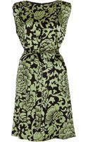 Temperley London Dianthus Shift Dress - Lyst