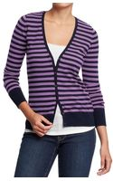 Old Navy Buttonfront Cardis - Lyst