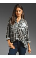Wildfox Couture Cimitero Seattle Button Down - Lyst