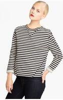 Marc By Marc Jacobs Ben Stripe Sweatshirt - Lyst