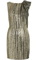 Jenny Packham Sequin Dress - Lyst