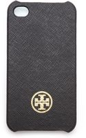 Tory Burch Robinson Saffiano Hardshell Iphone Case - Lyst