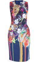 Preen By Thorton Bregazzi Bloom Dress - Lyst