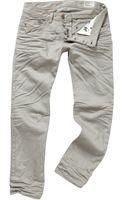 Diesel Darron 8qu Regaular Slim Fit Jeans - Lyst