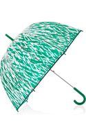Diane Von Furstenberg Printed Umbrella - Lyst