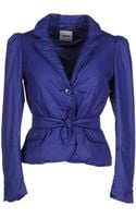 Moschino Cheap & Chic Jacket - Lyst