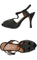 Jeffrey Campbell Platform Sandals - Lyst