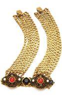 Erickson Beamon Byzantium Bracelet - Lyst