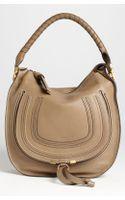 Chloé Medium Leather Hobo - Lyst