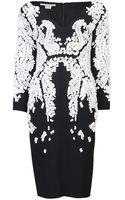 Antonio Berardi Embroidered Dress - Lyst