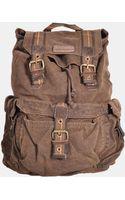 Bed Stu Ohara Washed Canvas Backpack - Lyst
