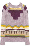 J.Crew Harmony Chunky knit Sweater - Lyst