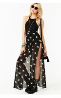 Nasty Gal Controlled Chaos Maxi Dress - Lyst
