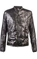 Drome Leather Jacket - Lyst