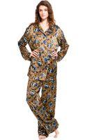Suno Button Down Pajama - Lyst