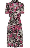Rena Lange Short Dresses - Lyst