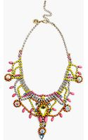 Nasty Gal Showtime Collar Necklace - Lyst