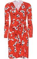 Diane Von Furstenberg Valencia Wrap Dress - Lyst