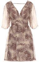 Heidi Klein Silk Print Dress - Lyst
