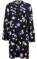 Marni Long Sleeve Dress - Lyst