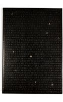Paul Smith Black Leather Alphabet Notebook - Lyst