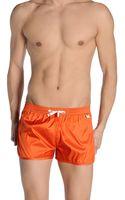 Pantone Swimming Trunks - Lyst