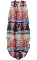 Otte New York Tie Dye Ellen Dress - Lyst