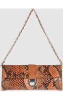 Parentesi Small Fabric Bags - Lyst
