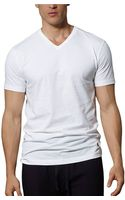 Polo Ralph Lauren Slim Fit V-Neck T-Shirts Three-Pack - Lyst