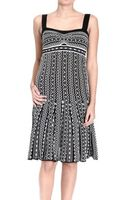 M Missoni Two-Colored Strap Dress - Lyst
