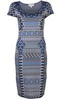 Temperley London Mimi Jacquard Dress - Lyst