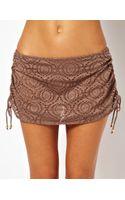 Freya Cha Cha Skirted Bikini Bottom - Lyst
