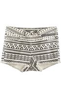 H&M Mini Shorts - Lyst
