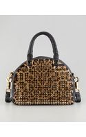 Christian Louboutin Small Satchel Bag - Lyst