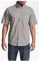 Cutter & Buck Midvale Check Sport Shirt - Lyst