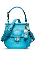 Coach Legacy Leather Mini Willis - Lyst