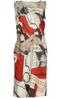Oscar de la Renta 34 Length Dresses - Lyst