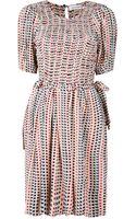 Etoile Isabel Marant Melissa Printed Dress - Lyst