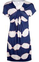 Diane Von Furstenberg Paisley Dress - Lyst